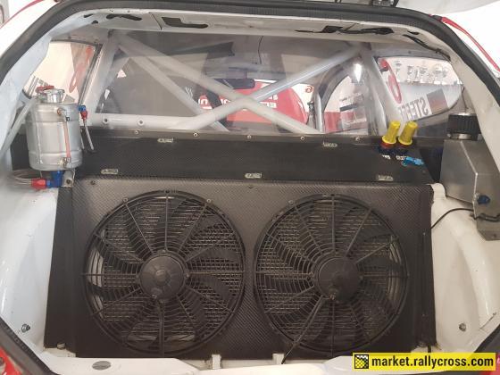 Ford Fiesta MK 7 - Supercar