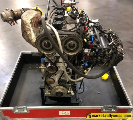 Engine oreca WRX last spec