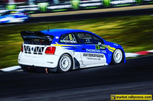 VW Polo X Marklund Motorsport