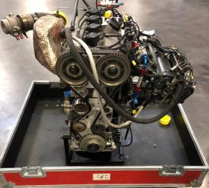 Engine oreca WRX last spec