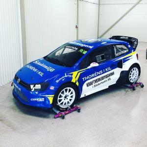 VW Polo X Marklund Motorsport