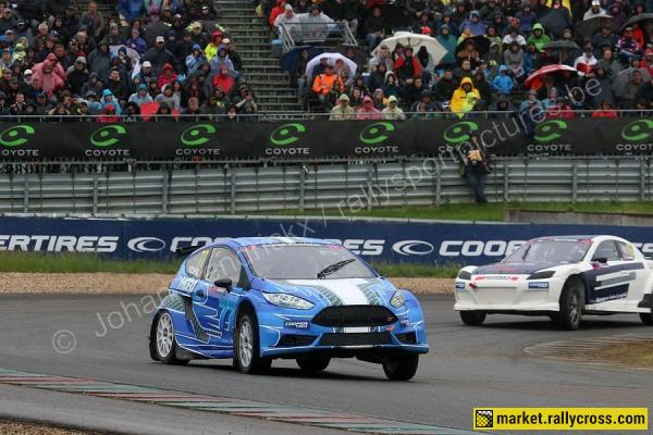 Ford Fiesta Touring car 2018 European championship winning car build by IGMAB