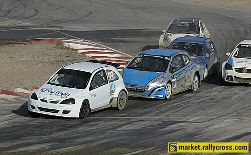 Opel Corsa S1600