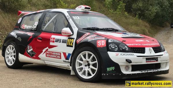 Renault Clio Super1600