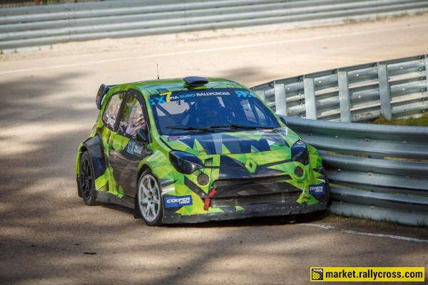 Renault Twingo RX S1600