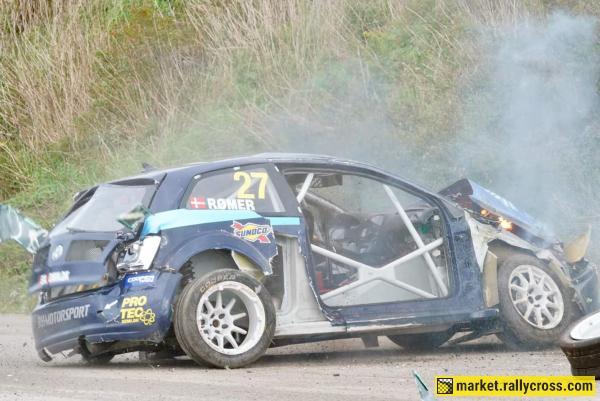 VW Polo 6R Body Shell