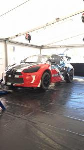 Citroen DS3 ex Hansen Motorsport