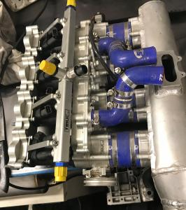 Rallycross Supercar engine