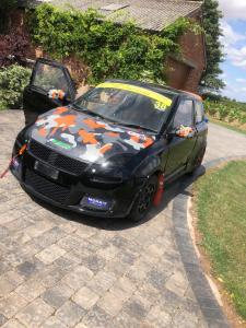 Suzuki Swift Junior Rallycross car