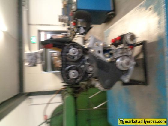 Peugeot/Citroen Super 1600RX Engine