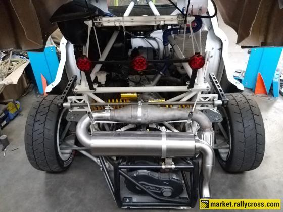 RX Lite Number #28 new engine in excellent condition