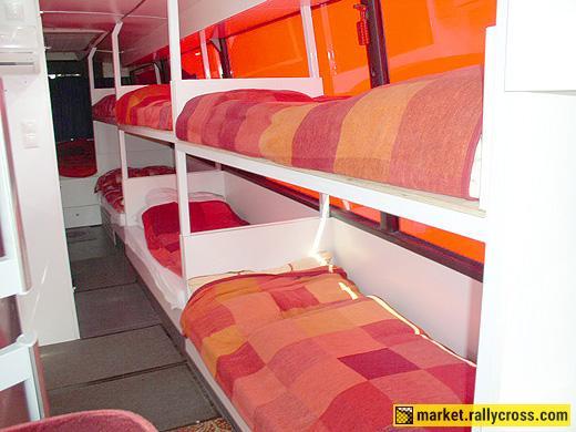 VOLVO B12-600 RV Bus