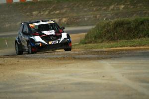 C2 S1600 Rallycross