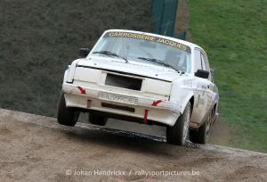 compleet rallycross team volvo 242 3.0 16v en c30 3.0 16v tekoop alles compleet met reserve stukken