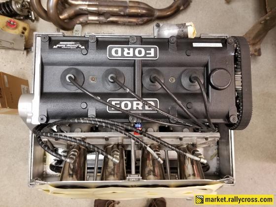 Cosworth BDG 2.0L Engine