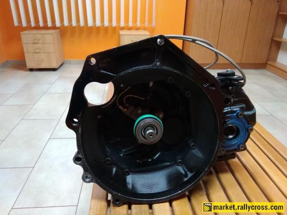 Honda Civic D-B seires rallycross Secvencial 6 speed gearbox