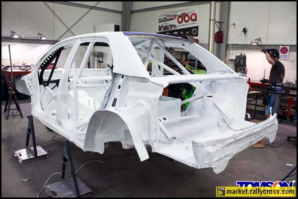 Mitsubishi Lancer Evo 9 RX Supercar