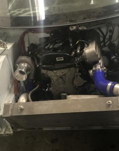 Ford Duratec 2.0 liter Turbo