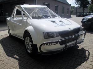 Nieuw! Ford RST Junior Cup Rallycross Auto, Klaar voor 2019, Te Koop