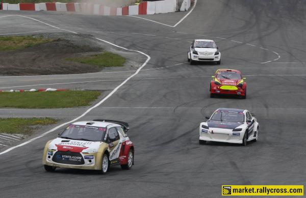 Citroen ds3 Touringcar