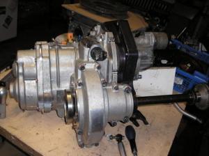 Sadev ST75 14 boîte de vitesses