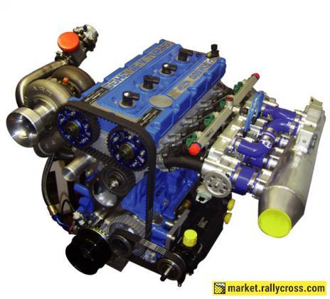 Cosworth YB 603HP built by Julian Godfrey