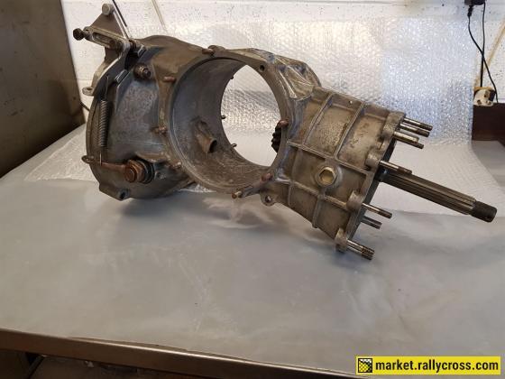 Hewland Mk9-6 speed Gearbox