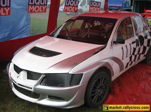 Mitsubishi Lancer Evo 8