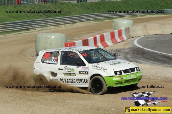 VW Polo 2,0l Supertouring Rallycross, Berg Slalomauto