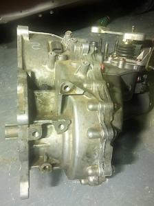 Evo8 MR Quaife 5speed Dog Box