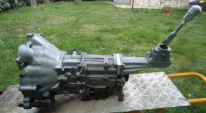 ZF S5 18/3 gearbox