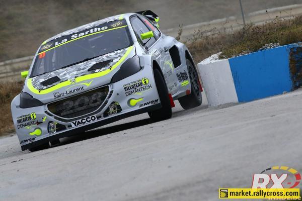 208 WRX - Ex Hansen Peugeot Sport 2016