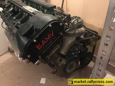 BMW M3 S50B32 engine