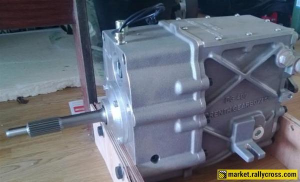 Drenth DG400 Inline 6 Speed Sequential Gearbox