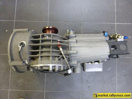 Porsche 997 GT3R Gearbox