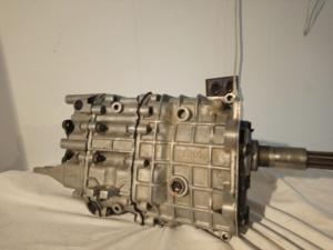 BMW E30 M3 265 gearbox