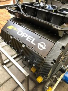 Opel DTM engine
