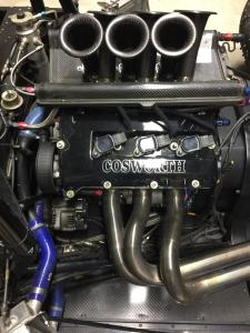V6 Mondeo Cosworth Engine