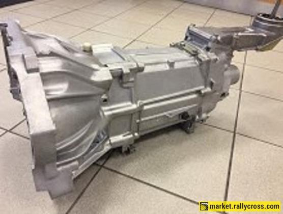 FIAT 131 Abarth race gearbox / dogbox