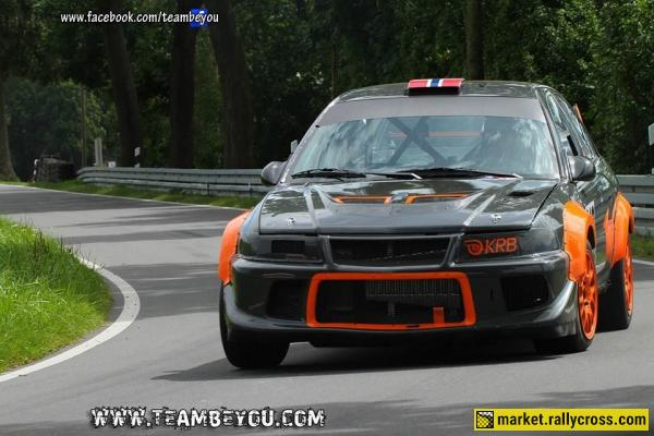 Mitsubishi Lancer EVO 5 Rallycross - New price!