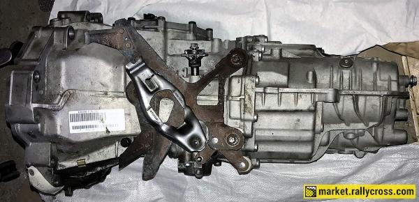 PORSCHE Cayman S 3.4 L 987 self-locking gearbox Quaife