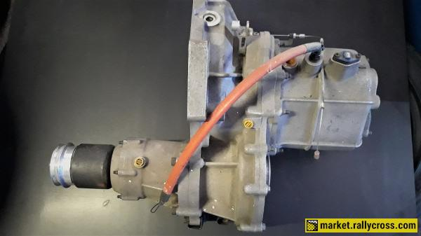 VW POLO S1600 Gearbox