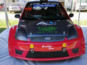 Ford Fiesta Super 1600 EX Dennis Remans