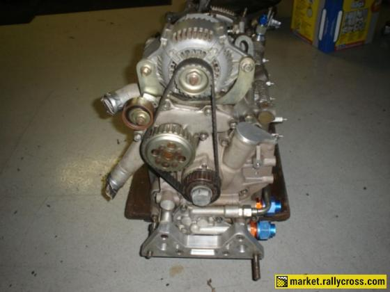 Mazda Factory 13G, Triple Rotor race engine