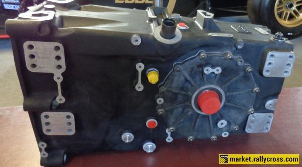 Ricardo T 125 gearbox