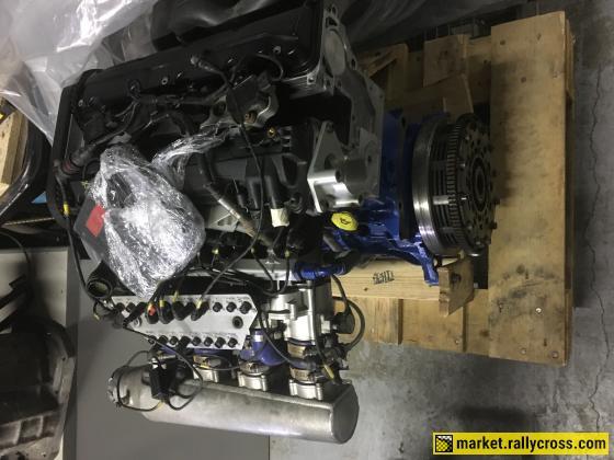 Engine supercar Oreca