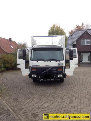 Verkaufe Renntransporter Volvo FL06