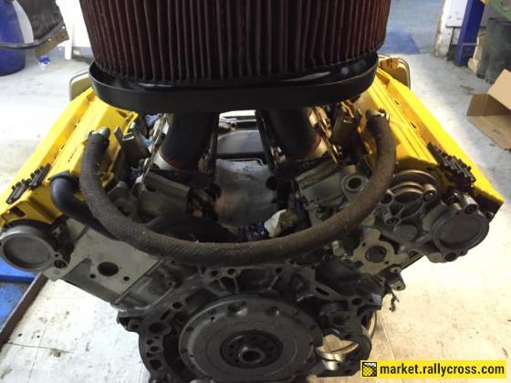 2* Audi V8  500 HP/Nm