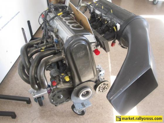 Audi A4 B5 2.0 l STW Engine with dry sump