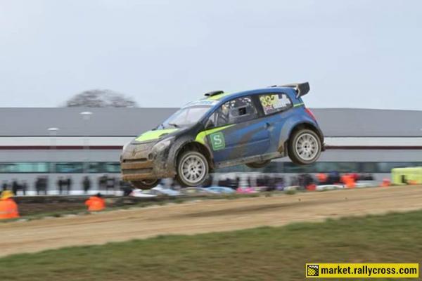 Ex Set promotion Renault twingo s1600